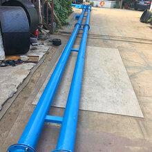 蚌埠市焦炭粉管链输送机石英沙管链输送机定做图片