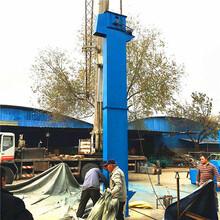 天津市芝麻斗式提升机固体残渣NE斗提机价格qk图片