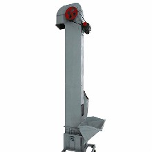蚌埠市大米斗式提升机固体残渣NE斗提机价格qk图片