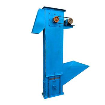 建陽市樹脂顆粒斗式提升機加工定做斗式提升機qk