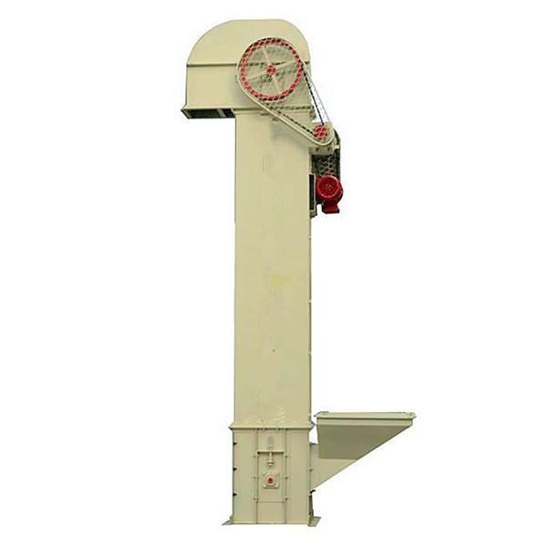 福州市颗粒盐斗式提升机化肥颗粒斗式提升机qk