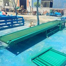 赣州市移动式水泥皮带机卸车皮带输送机供应qk图片