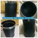 酒店客房垃圾桶双层小废物篓圆形无盖金属卫生桶镂空钢圈果皮箱