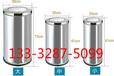 不锈钢垃圾桶大号垃圾桶定制不锈钢垃圾桶垃圾桶印LOGO