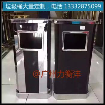 客房桶不锈钢垃圾桶双层客房桶不锈钢垃圾桶定制