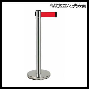 不锈钢栏杆座伸缩带栏杆座排队栏杆座隔离带立柱