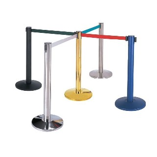 不锈钢栏杆栏杆座栏杆立柱伸缩带栏杆挂绳栏杆图片4