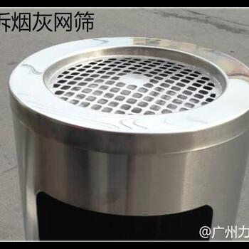 圆形不锈钢烟灰桶不锈钢垃圾桶垃圾桶定制垃圾桶
