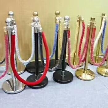 红色绒绳绒绳栏杆绒绳红色绒绳圆球栏杆挂绳
