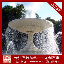 石雕噴泉水景制作石雕噴泉水景廠家圖片