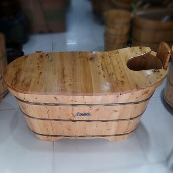 菏泽木桶鹏乙翔1327木浴缸尺寸及优点1787738木桶定制