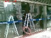 杭州各區定做安裝維修鋼化玻璃門更換玻璃門配件