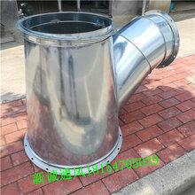 佛山螺旋风管厂家镀锌螺旋管直径500mm现货直销图片
