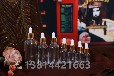 蓝色、棕色、绿色精油瓶玻璃空瓶供应