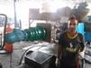 行业热销四川自贡塑料造粒无丝网过滤模头无需频繁换网的无网过滤器