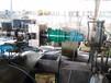 厂家直销四川绵阳塑料造粒机无网过滤模头节省人工的无丝网过滤模头