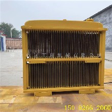 批发零售工程机械水箱山推SD16推土机水箱山推原厂水箱散热器