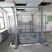 熱款導軌式升降機小區樓房升降電梯貨物傳輸設備