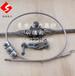 预绞丝直线金具OPGW光缆用悬垂线夹铝合金悬垂串曲阜鲁电生产厂家