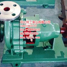 IHE125-100-400A耐酸碱化工泵滤布冲洗泵
