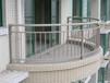 廣科建材專注于生產陽臺護欄、樓梯護欄、空調護欄
