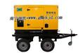 10KW-600KW新型移动静音防雨型发电机广西厂家报价售后无忧