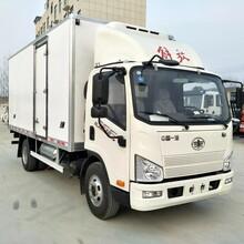 5吨冷藏车价格10吨保温车价格