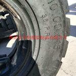 前进10.00x15港口轮胎矿用填充轮胎