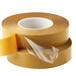 廣東直銷PET耐高溫雙面膠0.1pet雙面膠帶100u膠帶黃紙雙面膠