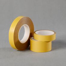 0.125pet雙面膠帶姜黃紙超粘透明耐高溫德莎TESA4928圖片