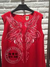 深圳格蕾斯品牌折扣女装批发,高档刺绣服装赚钱好货图片