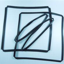 硅胶条,厂家定制加工,挤出胶条,硅胶管条,模压硅胶密封条图片