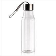 乐享日用品水壶创意太空杯透明广告杯展会促销品logo批发