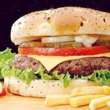 麦加美汉堡加盟费用汉堡批发投资开汉堡店图片