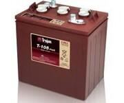 美国进口邱健蓄电池T-105郑州世界领先的汽车蓄电池图片