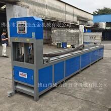 雙工位數控沖孔機方管沖孔切斷角鐵槽鋼沖孔切斷全自動送料機械圖片
