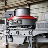 河南VSI9526制砂机每小时60吨河卵石制砂机132KW石英石制沙机