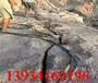 广东肇庆露天矿山开采坚硬石头开石机