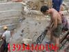 安徽宿州花岗岩矿山开采裂石器劈裂