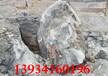 土石方破碎石頭劈裂棒和風鎬浙江溫州