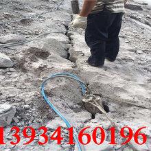 山东日照开采岩石效率比较高的破石设备推荐资讯图片