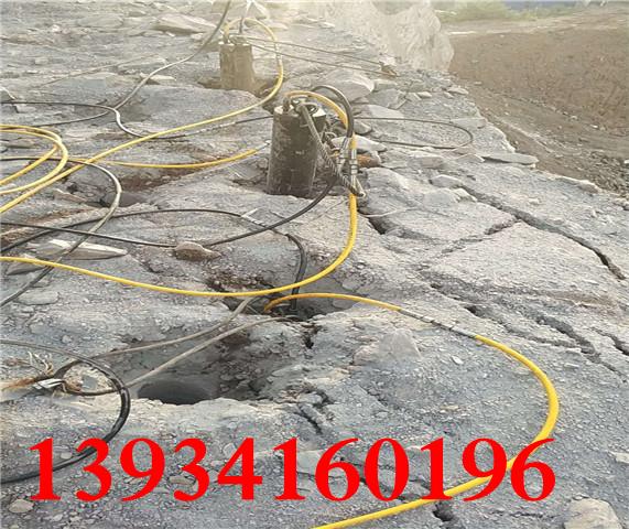 開采巖石效率比較高的破石設備代理