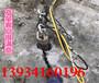 湖南長沙電動巖石分裂機
