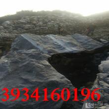 湖北没有噪音灰尘的破石头机器办法图片