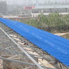 养殖场工厂瓦树脂瓦新型防腐耐用屋顶瓦图片