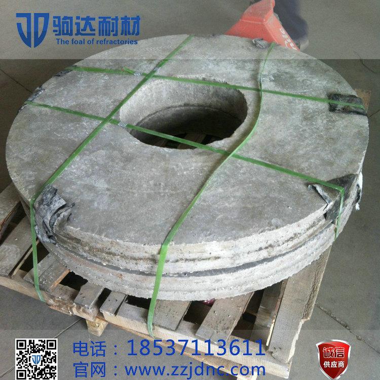 河南耐火厂生产浇注料预制件可加工定制耐火材料欢迎订购