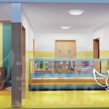 成都品牌幼儿园设计装修公司找哪家口碑之选金鸽子