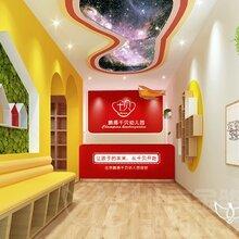 长沙幼儿园装修设计怎样合理划分区域功能推荐金鸽子设计
