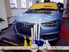 南宁隐形车衣,奥迪A4L汽车全车贴膜,固驰漆面透明保护膜