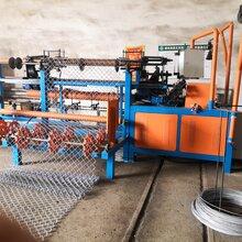 鼎墨双丝全自动锚网机DMS-2000型煤矿支护网机勾花网机煤矿编织机图片